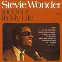 For Once In My Life (Stevie Wonder)