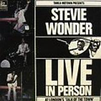 Live In Person (Stevie Wonder)